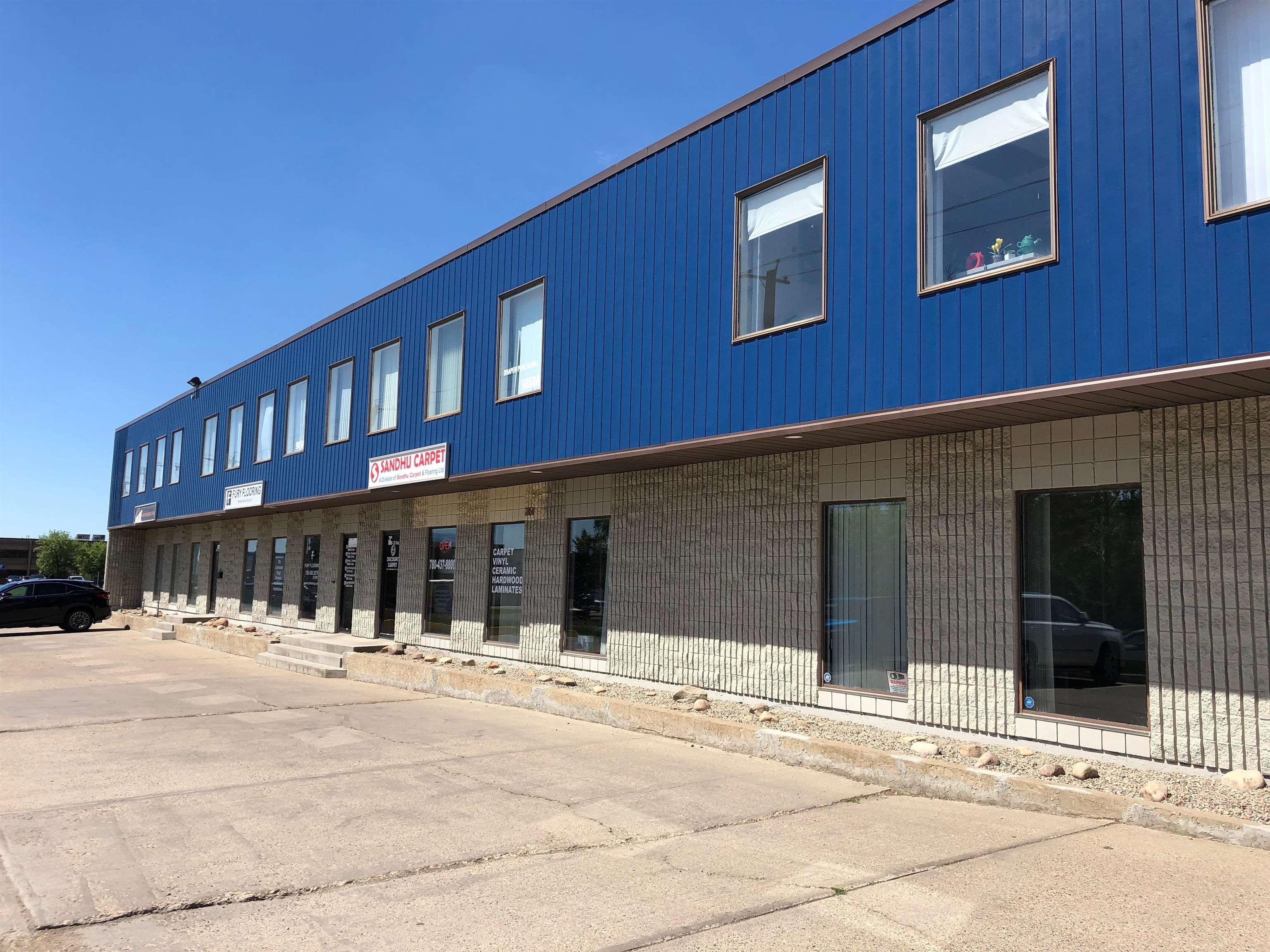 Main Photo: 9856 33 Avenue in Edmonton: Zone 41 Industrial for lease : MLS®# E4263159