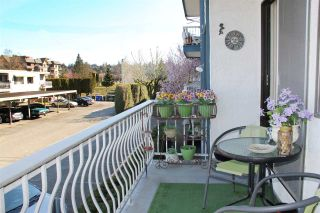 """Photo 14: 213 17707 57A Avenue in Surrey: Cloverdale BC Condo for sale in """"Frances Manor"""" (Cloverdale)  : MLS®# R2440111"""