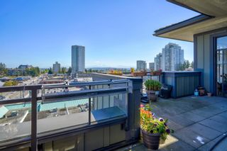 """Photo 22: 801 1581 FOSTER Street: White Rock Condo for sale in """"Sussex House"""" (South Surrey White Rock)  : MLS®# R2603726"""