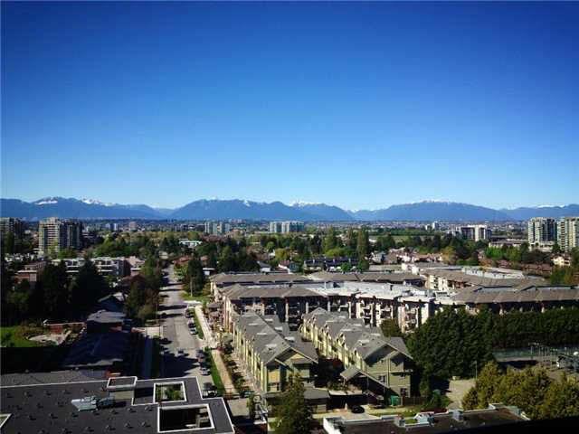 Main Photo: 1607 8460 GRANVILLE AVENUE in Richmond: Brighouse South Condo for sale : MLS®# R2329933