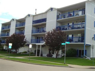 Main Photo: 202 4522 47A Avenue in Red Deer: Downtown Red Deer Residential for sale : MLS®# CA0188216