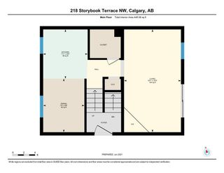 Photo 19: 218 Storybook Terrace NW in Calgary: Ranchlands Row/Townhouse for sale : MLS®# A1126980