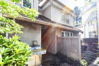"""Photo 23: 27 2351 PARKWAY Boulevard in Coquitlam: Westwood Plateau Townhouse for sale in """"WINDANCE"""" : MLS®# R2489558"""