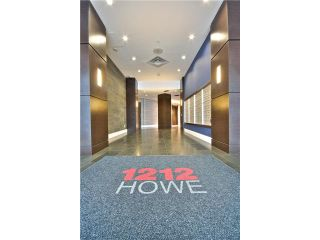 """Photo 2: 1403 1212 HOWE Street in Vancouver: Downtown VW Condo for sale in """"1212 Howe"""" (Vancouver West)  : MLS®# V1000365"""