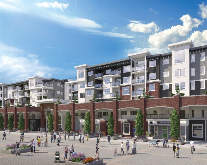 FEATURED LISTING: 404A - 2180 KELLY Avenue Port Coquitlam