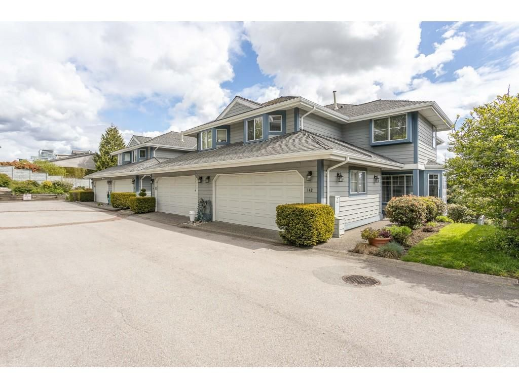 """Main Photo: 142 28 RICHMOND Street in New Westminster: Fraserview NW Townhouse for sale in """"CASTLE RIDGE"""" : MLS®# R2453840"""