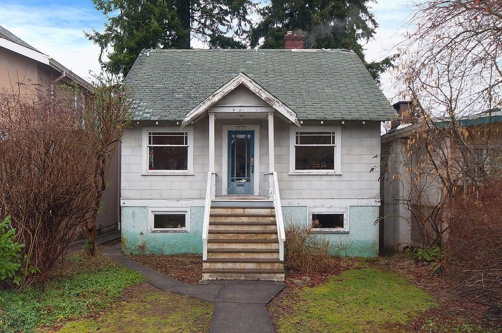 Main Photo: 4453 W 14TH Avenue in Vancouver: Point Grey House for sale (Vancouver West)  : MLS®# R2029177