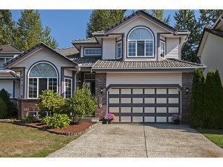 Main Photo: 1581 MANZANITA CT in Coquitlam: Westwood Plateau House for sale : MLS®# V1027027