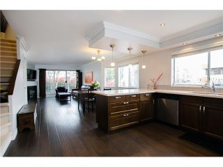"Photo 2: 1298 W 6TH Avenue in Vancouver: Fairview VW Townhouse for sale in ""Vanderlee Court"" (Vancouver West)  : MLS®# V1130216"