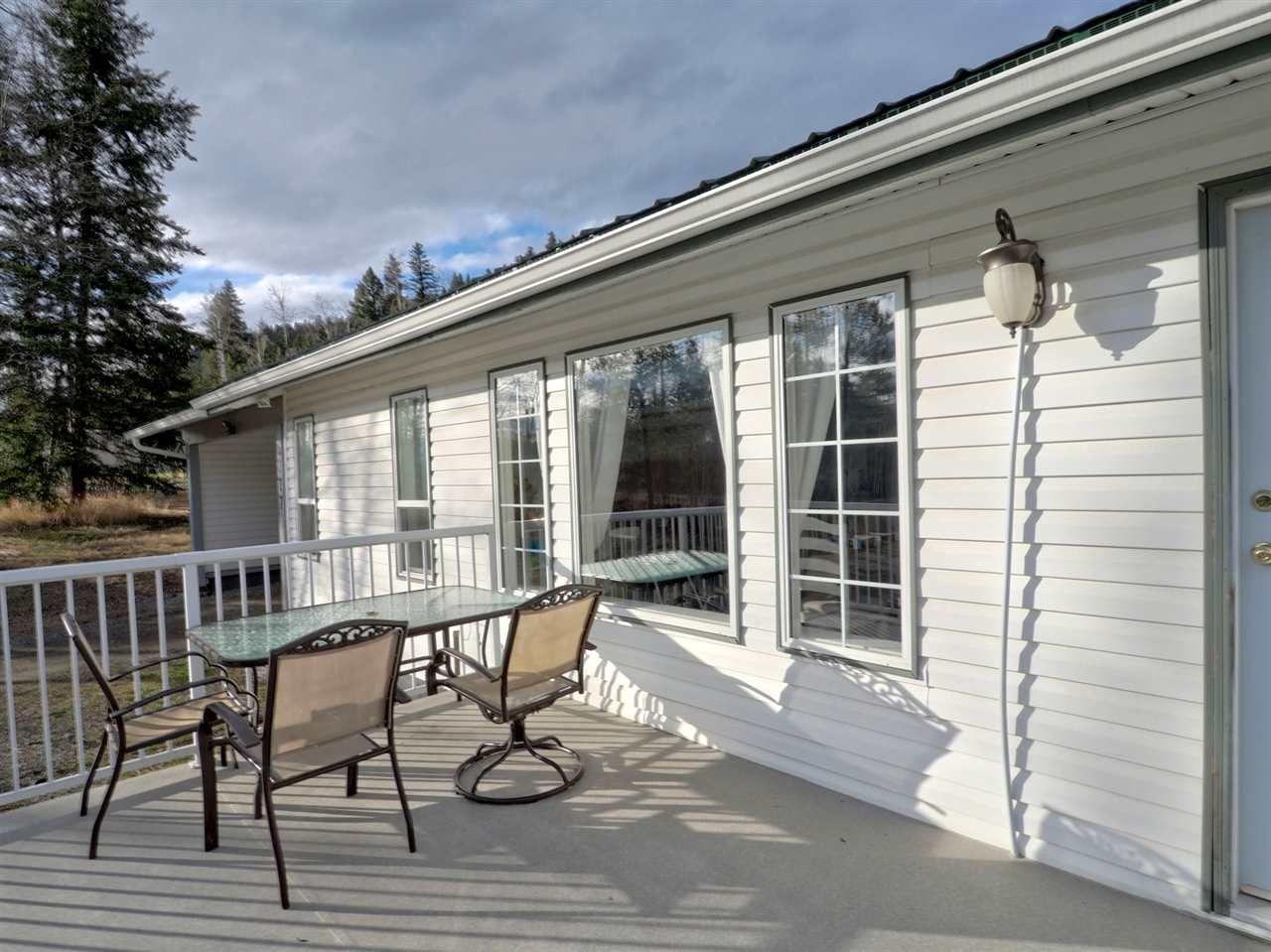 Main Photo: 5777 HORSE LAKE Road: Horse Lake House for sale (100 Mile House (Zone 10))  : MLS®# R2451350