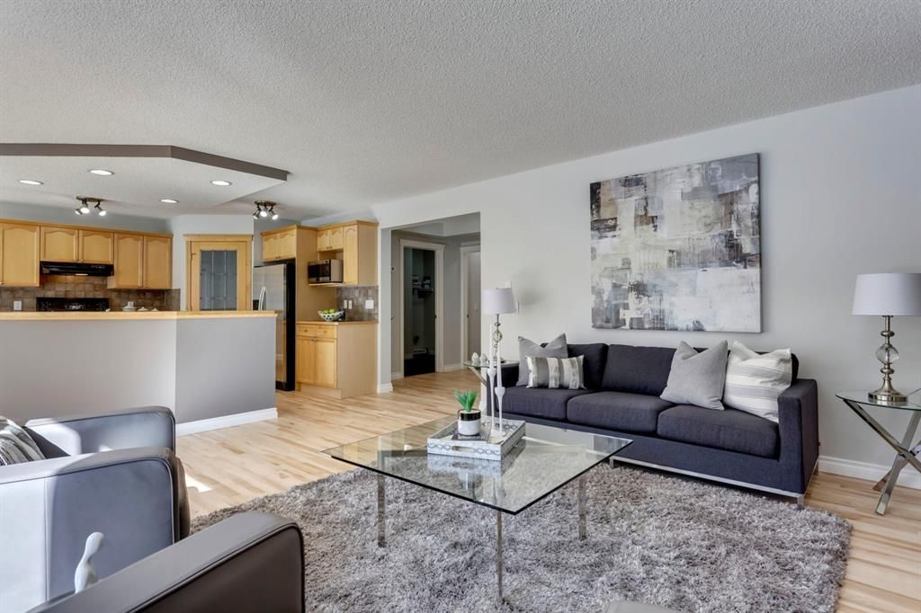 Main Photo: 12469 Crestmont Boulevard SW in Calgary: Crestmont Detached for sale : MLS®# A1109219