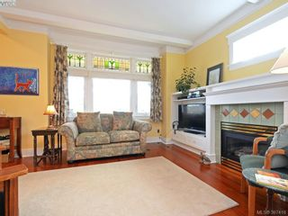 Photo 3: 608 Harbinger Ave in VICTORIA: Vi Fairfield East Row/Townhouse for sale (Victoria)  : MLS®# 778458