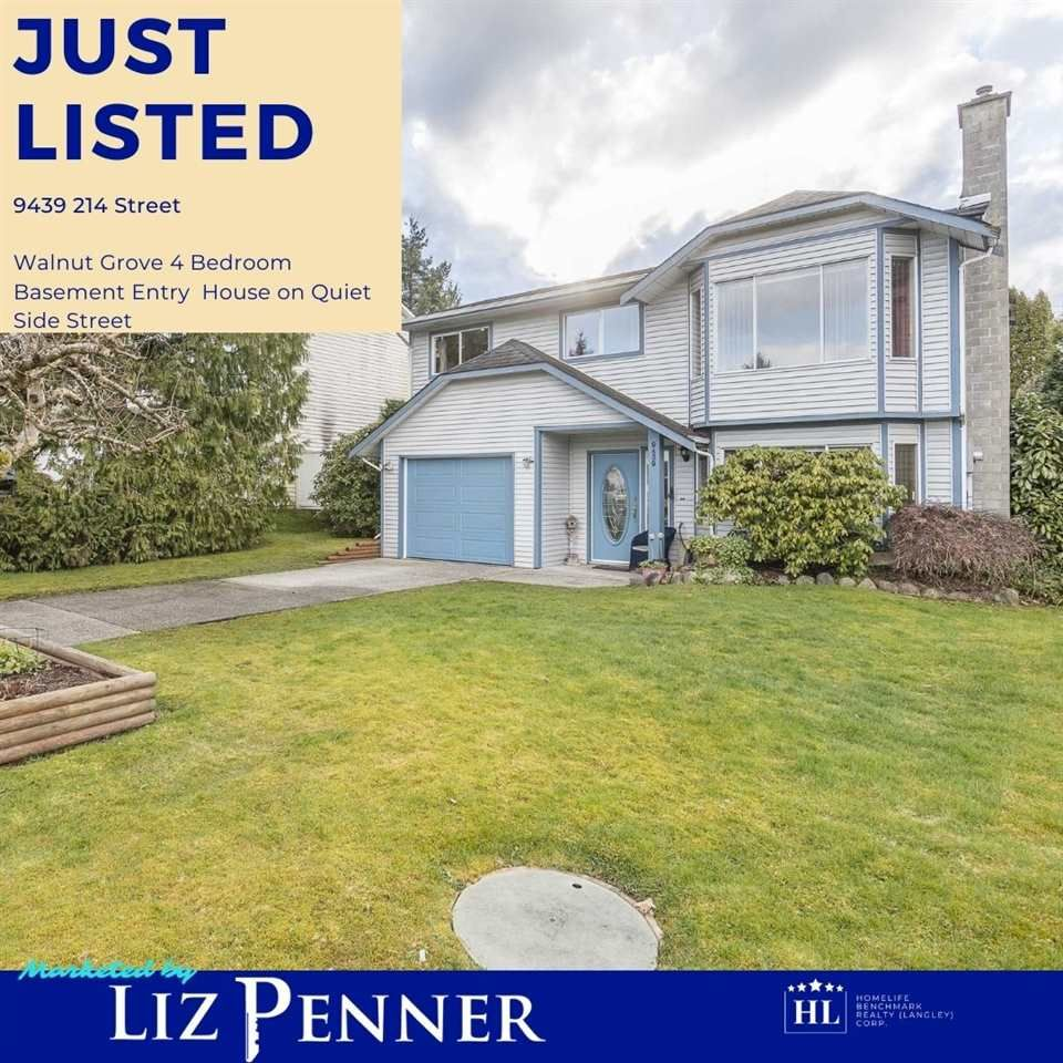 Main Photo: 9439 214 STREET in Langley: Walnut Grove House for sale : MLS®# R2548542