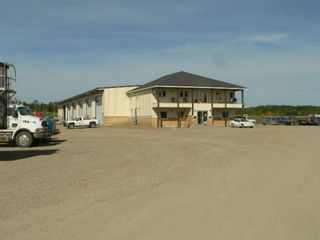 Photo 1: 53119 Highway 47: Edson Industrial for lease : MLS®# 27456