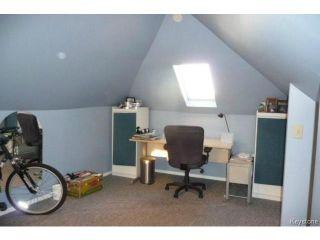 Photo 15: 634 Sherburn Street in WINNIPEG: West End / Wolseley Residential for sale (West Winnipeg)  : MLS®# 1319193