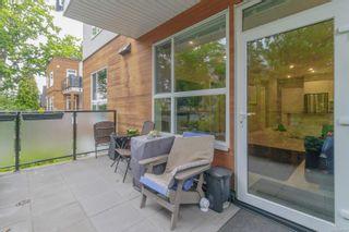 Photo 20: 102 1460 Pandora Ave in : Vi Jubilee Condo for sale (Victoria)  : MLS®# 886767