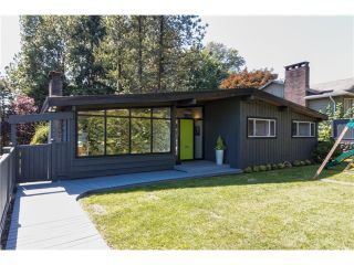 Photo 1: 722 CUMBERLAND ST in New Westminster: The Heights NW House for sale : MLS®# V1123630