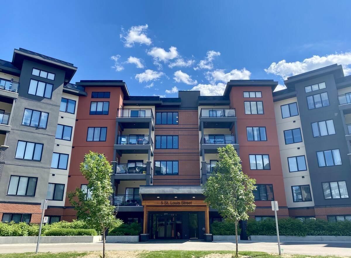 Main Photo: 218 5 ST LOUIS Street: St. Albert Condo for sale : MLS®# E4262414