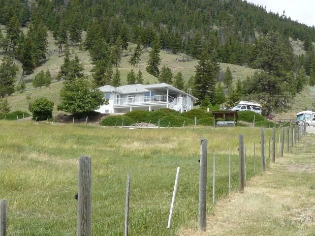 Main Photo: 5521 Campbell Creek Rd: House for sale : MLS®# 152207