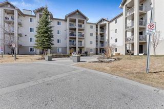 Photo 3: 328 1717 60 Street SE in Calgary: Red Carpet Apartment for sale : MLS®# A1090437