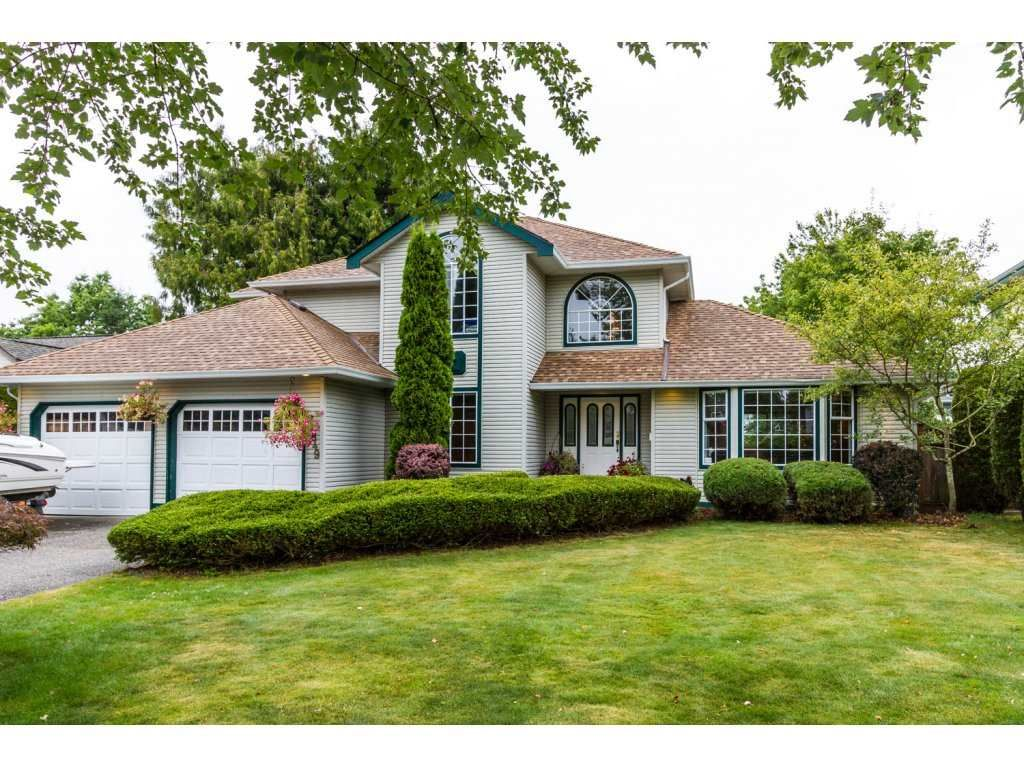 """Main Photo: 21849 44A Avenue in Langley: Murrayville House for sale in """"Upper Murrayville"""" : MLS®# R2098135"""