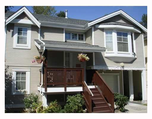 """Main Photo: 222 3000 RIVERBEND Drive in Coquitlam: Meadow Brook House for sale in """"RIVERBEND"""" : MLS®# V663028"""