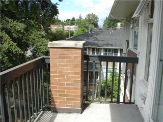"""Photo 8: 405 995 W 59TH Avenue in Vancouver: South Cambie Condo for sale in """"CHURCHILL GARDENS"""" (Vancouver West)  : MLS®# V846861"""