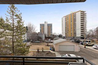 Photo 27: 203 11415 100 Avenue NW in Edmonton: Zone 12 Condo for sale : MLS®# E4238017