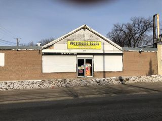 Photo 1: 737 Wellington Avenue in Winnipeg: Industrial / Commercial / Investment for sale (5A)  : MLS®# 202103045