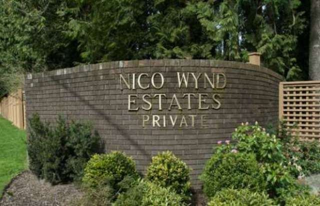 "Main Photo: 9 14045 NICO WYND Place in Surrey: Elgin Chantrell Condo for sale in ""NICO WYND ESTATES"" (South Surrey White Rock)  : MLS®# R2104032"