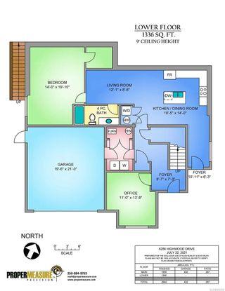 Photo 12: 6286 Highwood Dr in : Du East Duncan House for sale (Duncan)  : MLS®# 882582