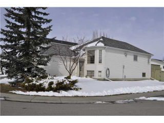 Photo 1: 69 WOODSIDE Road NW: Airdrie Residential Detached Single Family for sale : MLS®# C3563262