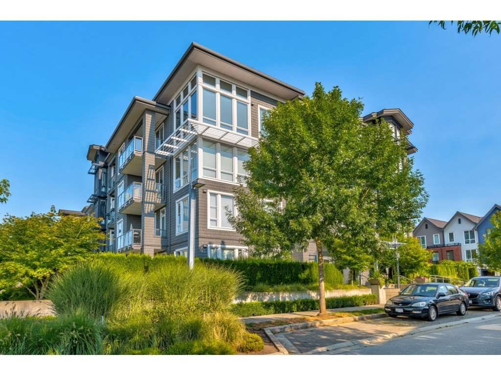 """Main Photo: 312 2307 RANGER Lane in Port Coquitlam: Riverwood Condo for sale in """"Freemont Green South"""" : MLS®# R2495447"""