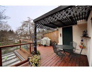 Photo 9: # 8 1786 ESQUIMALT AV in West Vancouver: Condo for sale : MLS®# V862726