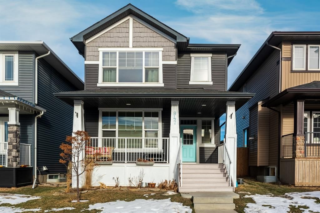 Main Photo: 947 Evanston Drive NW in Calgary: Evanston Detached for sale : MLS®# A1051362