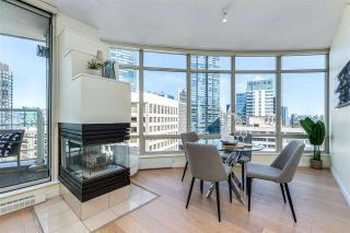"""Photo 4: 2304 1200 ALBERNI Street in Vancouver: West End VW Condo for sale in """"Palisades"""" (Vancouver West)  : MLS®# R2587109"""