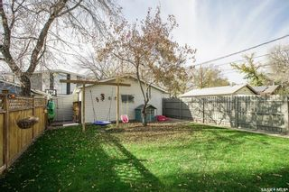 Photo 43: 821 8th Avenue North in Saskatoon: City Park Residential for sale : MLS®# SK873626