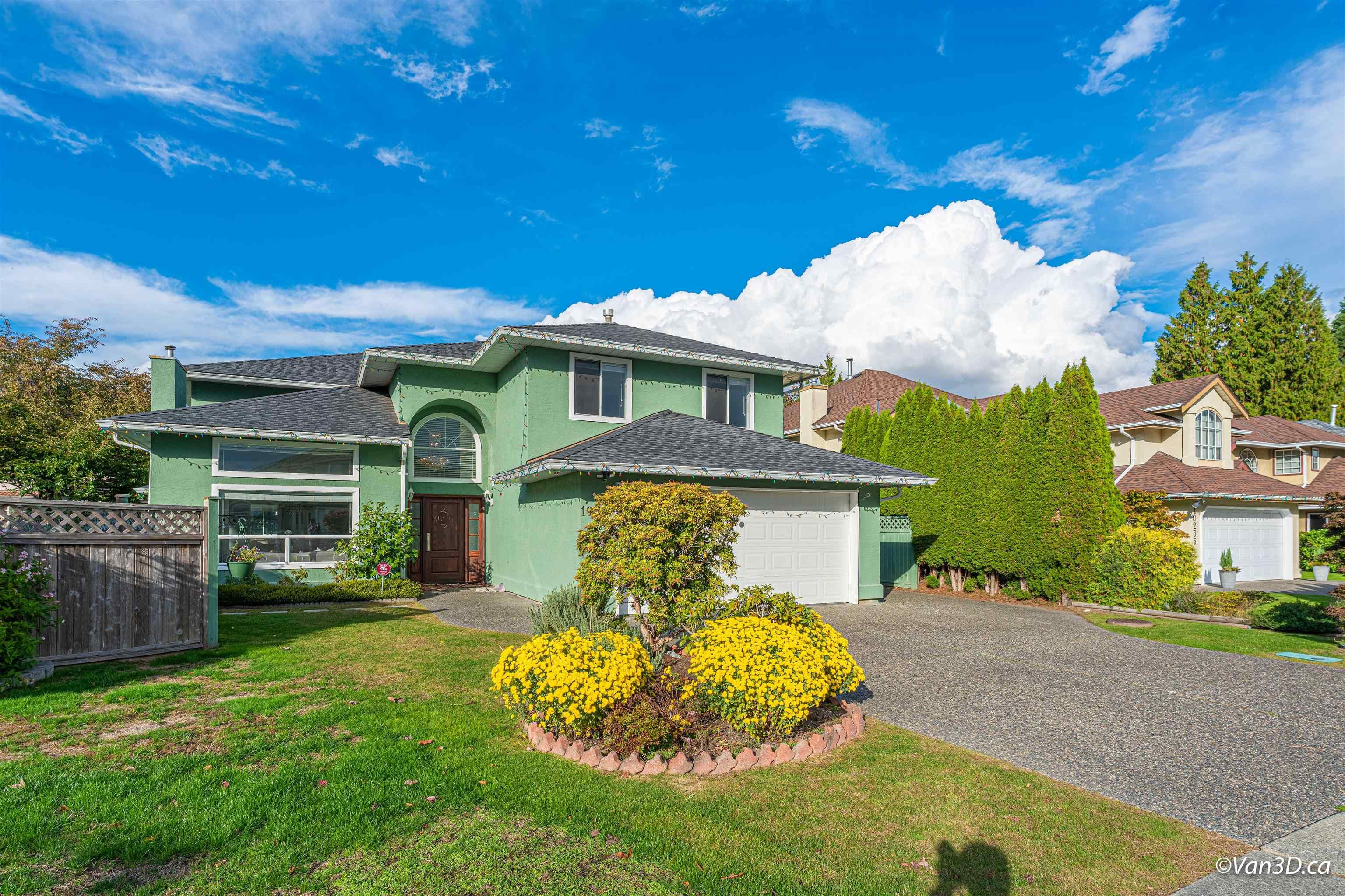 Main Photo: 10233 HAYNE Court in Richmond: West Cambie House for sale : MLS®# R2624716
