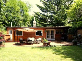 Photo 1: 6472 MARINE Drive in West Vancouver: Horseshoe Bay WV House for sale : MLS®# V910123