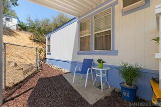 Photo 26: EL CAJON Mobile Home for sale : 3 bedrooms : 14291 Rios Canyon #27