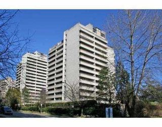 "Photo 1: 1105 4134 MAYWOOD Street in Burnaby: Metrotown Condo for sale in ""PARK AVENUE TOWERS"" (Burnaby South)  : MLS®# V751495"