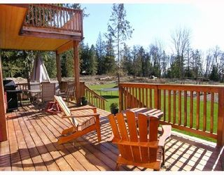 """Photo 8: 1345 CHASTER Road in Gibsons: Gibsons & Area House for sale in """"CHASTER PLACE"""" (Sunshine Coast)  : MLS®# V658536"""