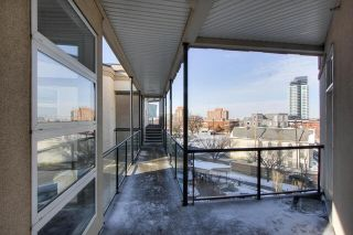 Photo 38: 503 9503 101 Avenue in Edmonton: Zone 13 Condo for sale : MLS®# E4229598