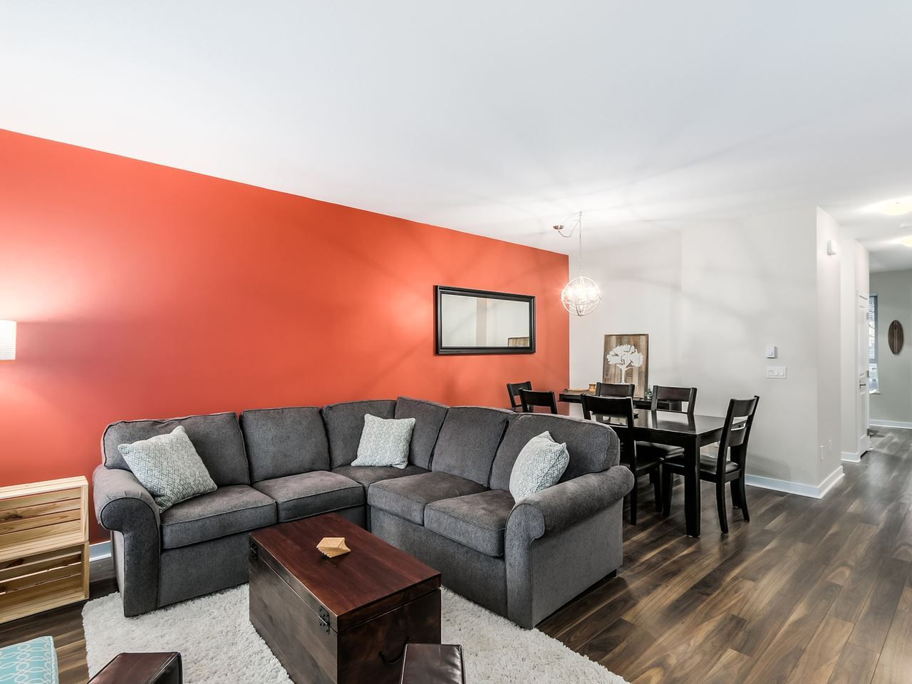 """Photo 4: Photos: 102 1480 SOUTHVIEW Street in Coquitlam: Burke Mountain Townhouse for sale in """"CEDAR CREEK NORTH"""" : MLS®# R2016018"""