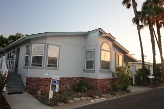 Photo 1: CARLSBAD WEST Manufactured Home for sale : 3 bedrooms : 7241 San Luis #185 in Carlsbad