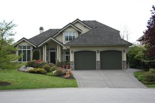 Photo 1: 15821 36 Avenue in South Surrey: Morgan Creek Home for sale ()  : MLS®# F1022837