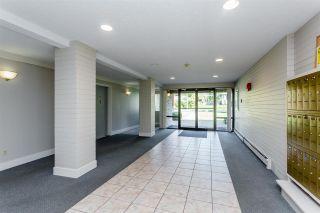 "Photo 3: 202 33956 ESSENDENE Avenue in Abbotsford: Central Abbotsford Condo for sale in ""side"" : MLS®# R2535866"