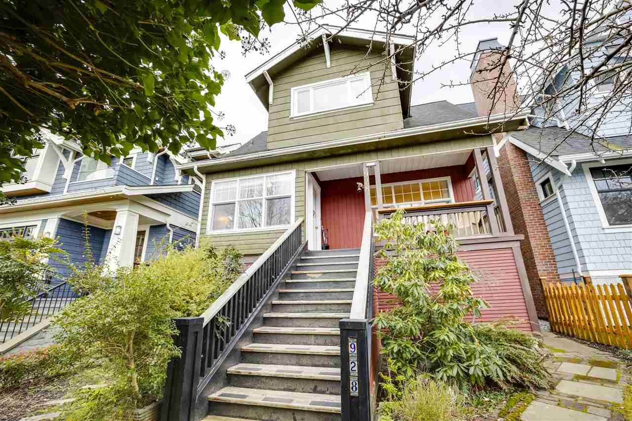 Main Photo: 928 W 21ST Avenue in Vancouver: Cambie House for sale (Vancouver West)  : MLS®# R2549347