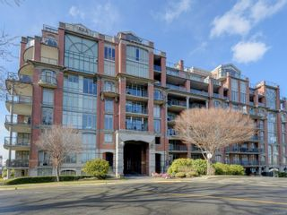 Photo 1: 1010 21 SW Dallas Rd in : Vi James Bay Condo for sale (Victoria)  : MLS®# 869052
