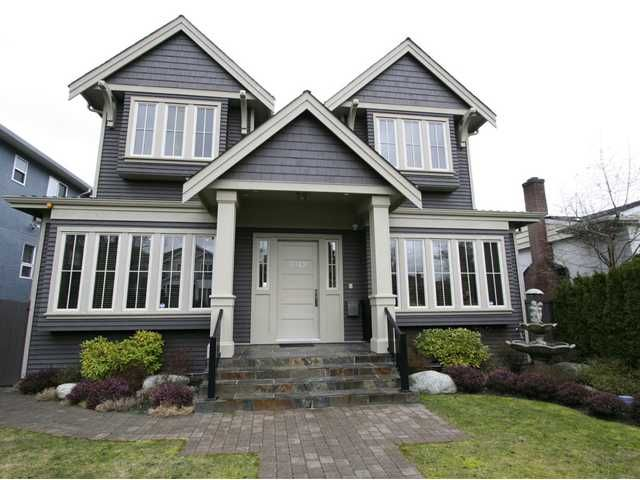 Main Photo: 3149 W 19TH Avenue in Vancouver: Arbutus House for sale (Vancouver West)  : MLS®# V988988
